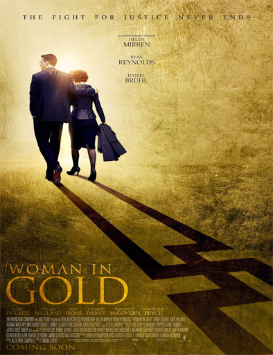 Woman in Gold (La dama de oro)