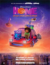 Poster mediano de Home: No hay lugar como el hogar