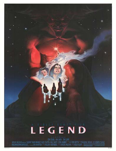 Poster de Legend (Leyenda)