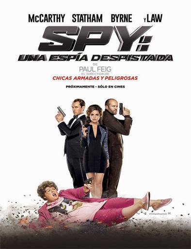 Spy: Una espía despistada Película Completa HD