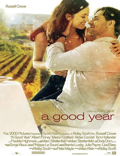 Poster de A Good Year (Un buen año)