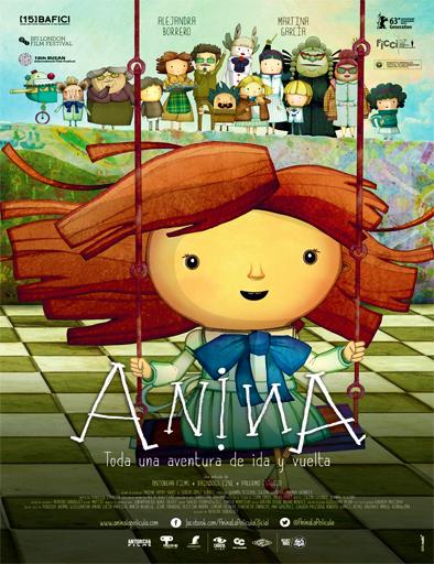 La última película que viste - Página 2 Anina_poster_latino