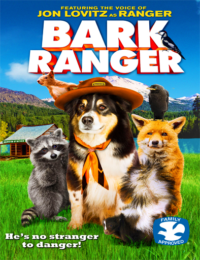 Poster de Bark Ranger (El Perro Guardabosques)