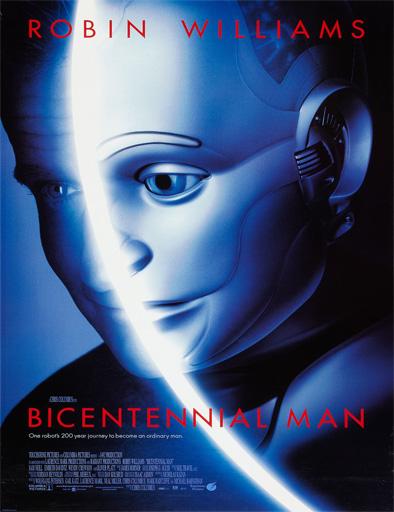 Poster de El hombre bicentenario