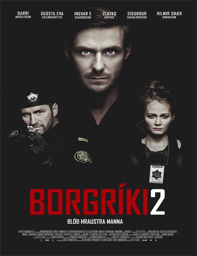 Borgríki 2 (Reykjavík: Brigada policial)
