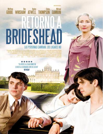Poster de Brideshead Revisited (Regreso a la mansión Brideshead)
