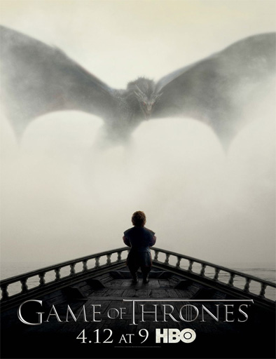 Poster de Game of Thrones (Juego de tronos)