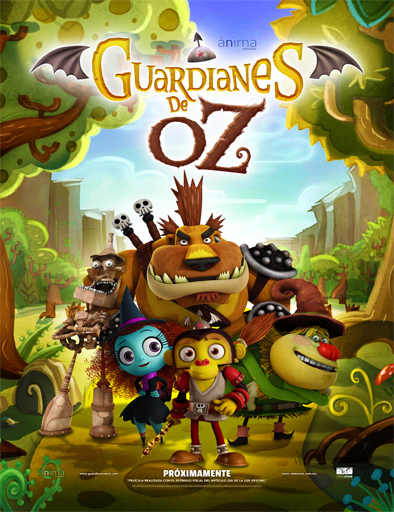 Poster de Guardianes de Oz
