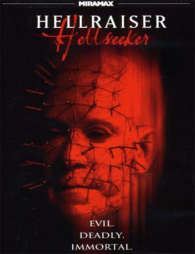 Poster de Hellraiser 6: Hellseeker