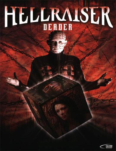 Poster de Hellraiser 7: Deader