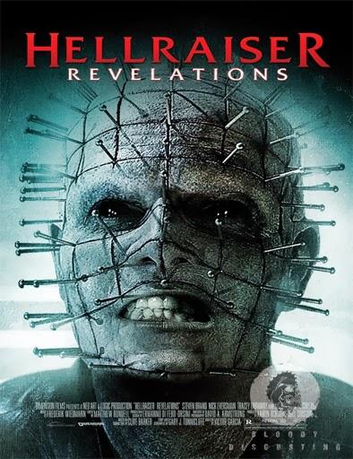 Poster de Hellraiser: Revelations