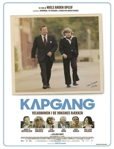 Kapgang (Speed Walking)