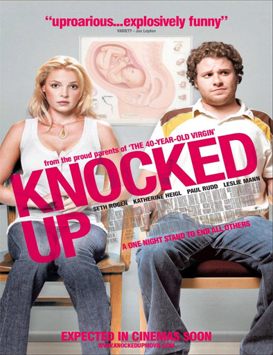 Knocked Up (Lío embarazoso)