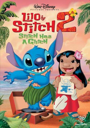 Poster de Lilo & Stitch 2