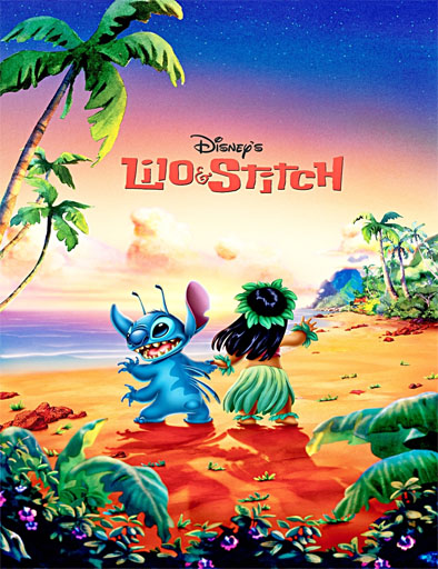 Poster de Lilo & Stitch