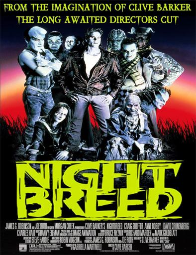 Poster de Nightbreed (Razas de noche)