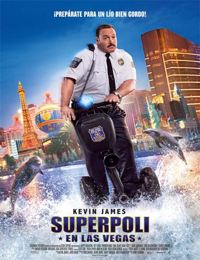 Superpoli en Las Vegas Película Completa
