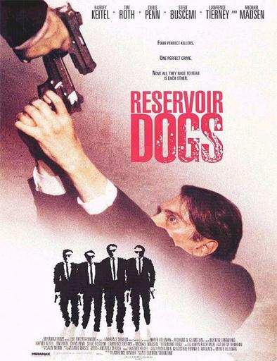 Poster de Reservoir Dogs (Perros de la calle)