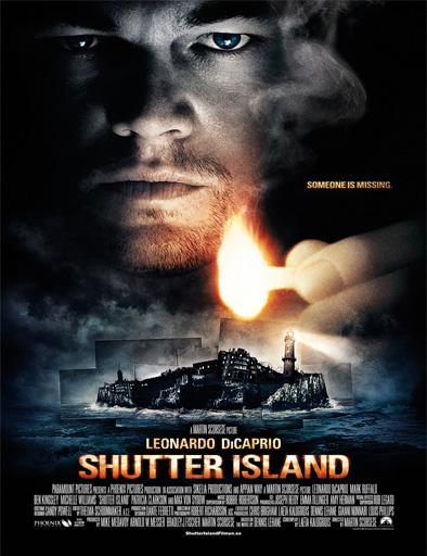 Poster de Shutter Island (La isla siniestra)