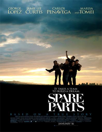 Poster de Spare Parts (La vida robot)