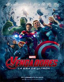 Poster mediano de Vengadores: La era de Ultrón