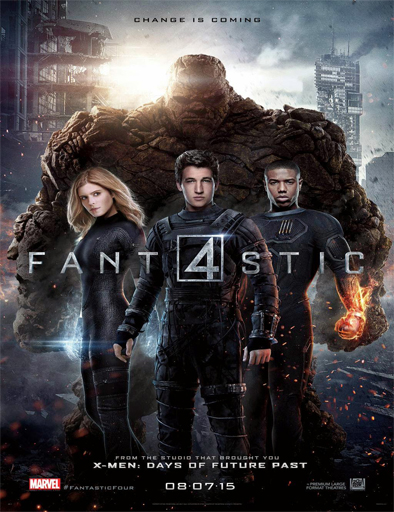 Los 4 Fantásticos (The Fantastic Four)