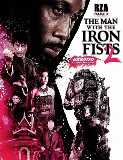 Poster de El hombre de los puños de hierro 2