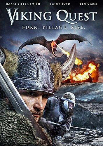 Poster de Viking Quest (La aventura de los Vikingos)