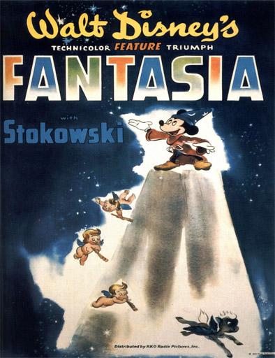 Poster de Fantasia