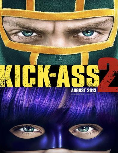 Poster de Kick Ass 2