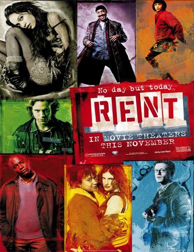 Poster de Rent