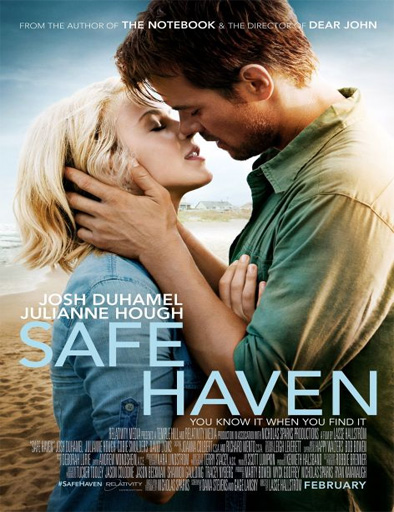 Poster de Safe Haven (Un lugar donde refugiarse)