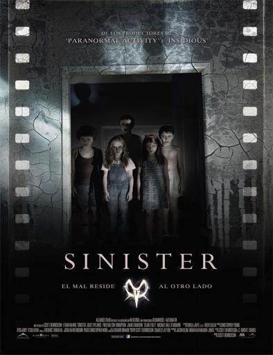 Sinistro (2012) 720p [MEGA] [LATINO]