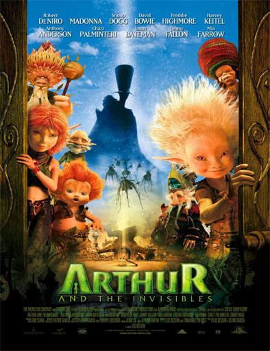 Poster de Arthur et les Minimoys (Arthur y los Minimoys)