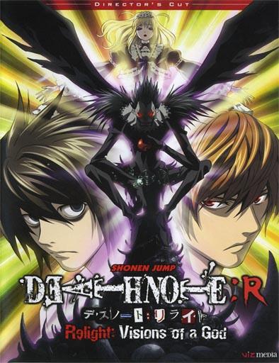 Poster de Death Note Rewrite 1: La visión de un Dios