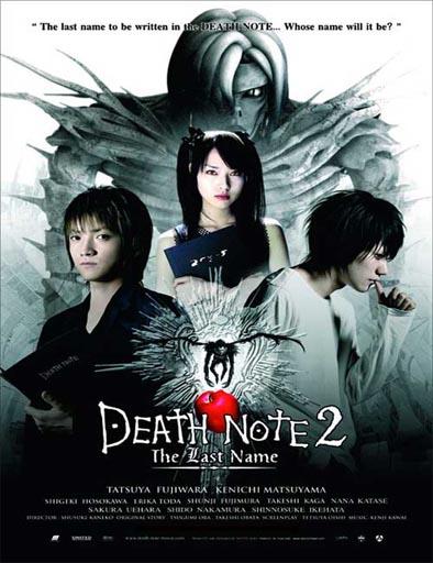 death-note-2-el-ultimo-nombre-2006 capitulos completos