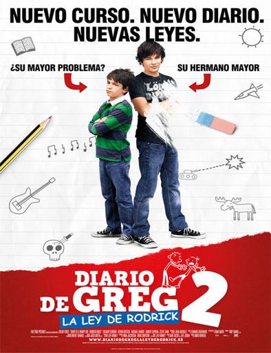 Ver El Diario De Greg 2 La Ley De Rodrick 2011 Online