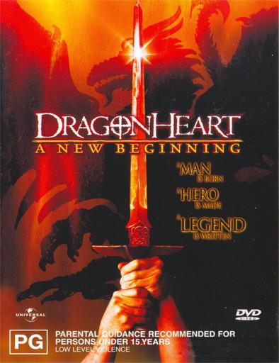 Poster de Dragonheart 2: Un nuevo comienzo