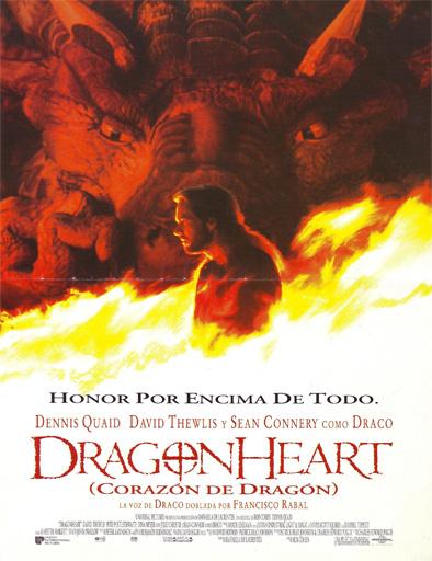 Poster de Dragonheart (Corazón de dragón)