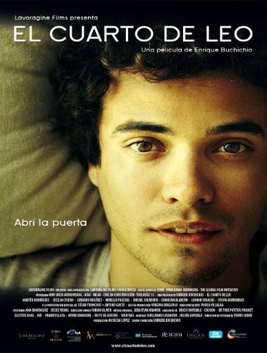 Poster de El cuarto de Leo