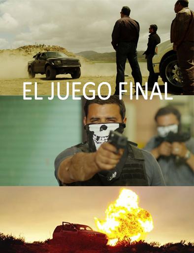 Poster de El juego final
