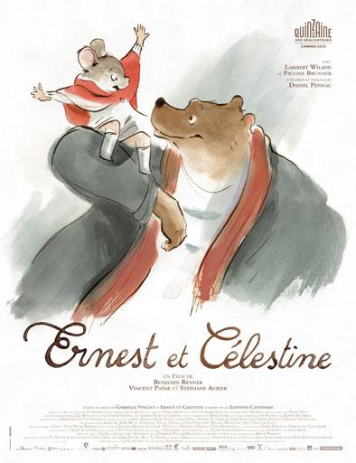 Poster de Ernest & Célestine