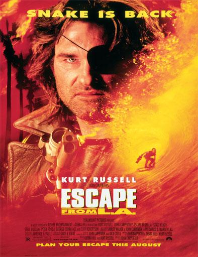 Poster de Escape from L.A. (Escape de Los Angeles)