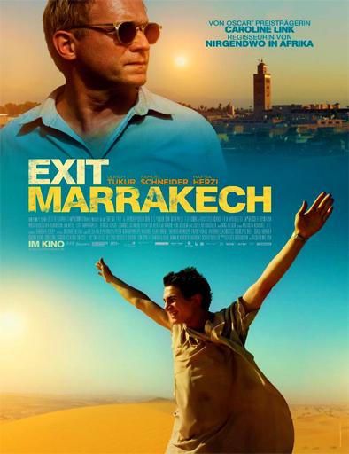 Poster de Exit Marrakech (Destino Marrakech)