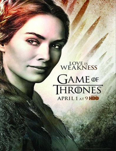Poster de Game of Thrones (Juego de tronos) 5×07