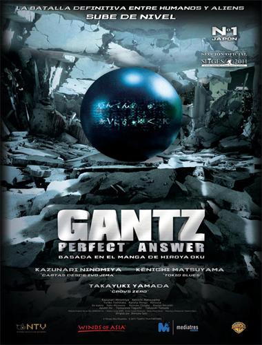 gantz-parte-2 capitulos completos