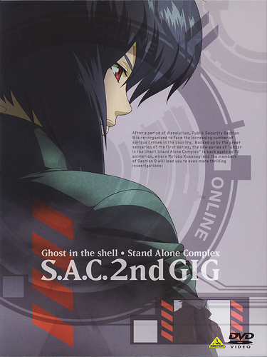 Ghost in the Shell: Stand Alone Complex 2nd GiG – Individual Eleven