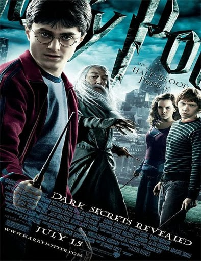 Poster de Harry Potter y el misterio del príncipe