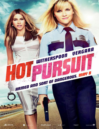Hot Pursuit (Pisándonos los tacones)