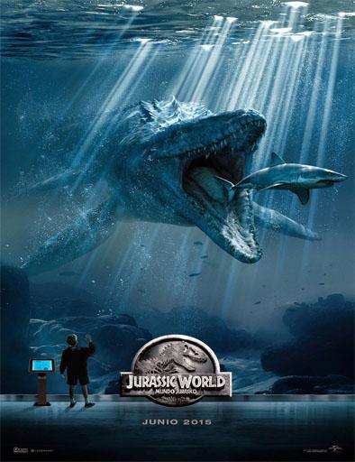 Jurassic World (Mundo Jurásico) Pelicula Completa